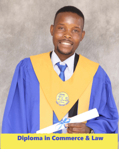 David - Diploma in Commerce and Law